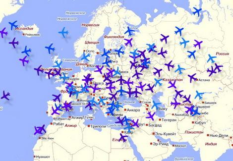 Яндекс Самолеты
