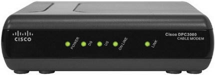 Кабельный модем Cisco